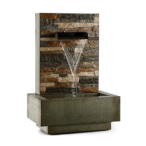 """Moderner Wandbrunnen """"Watergate"""" für den Garten oder die Wohnung von blumfeldt"""