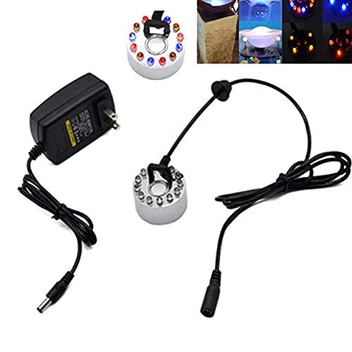 Ultraschall-Nebler mit LED-Beleuchtung 350 ml/h von Qiorange