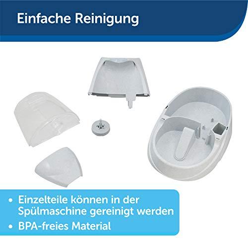 Katzentrinkbrunnen D2-EU-45 Platinum 5 L von PetSafe - 5