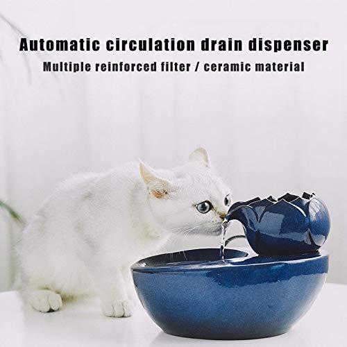 Keramik Katzenbrunnen von Lakote - 4
