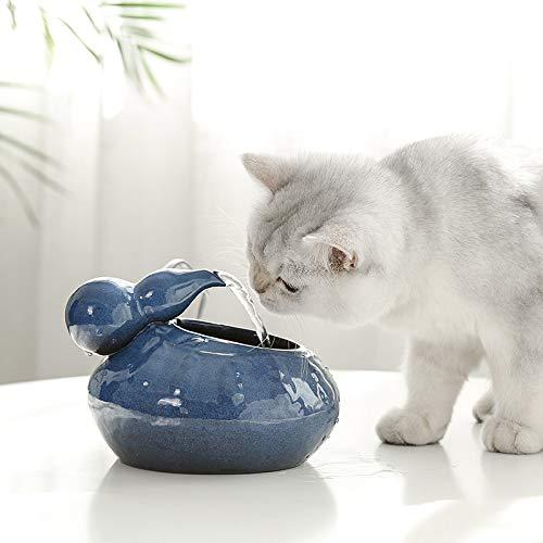 Keramik Katzenbrunnen von Lakote - 3