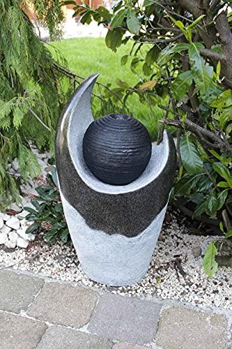 Kiom Brunnen Springbrunnen FoSferico für Aussen + Innen 70cm - 7