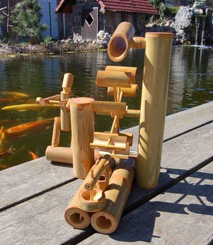 Wilai Bambus-Wasserspiel - 3