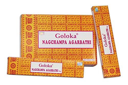 192 Goloka Nag Champa Räucherstäbchen