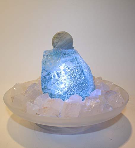 Glaskugelbrunnen Polaris - 2
