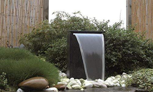 Ubbink Terrassenbrunnen Wasserspiel Vicenza Gartenbrunnen LED - 2