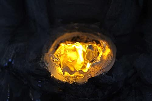 Dekobrunnen FoBuddha mit warmweißer Beleuchtung - 4
