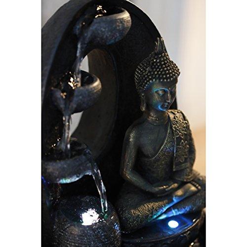Zen Light Harmonie Zimmerbrunnen Feng Shui - 2