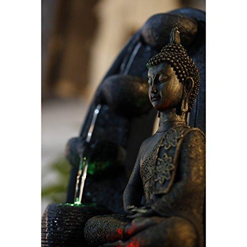 Zen Light Harmonie Zimmerbrunnen Feng Shui - 3