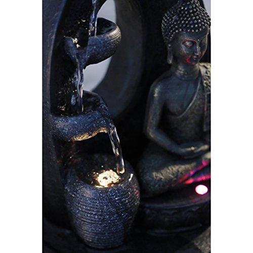 Zen Light Harmonie Zimmerbrunnen Feng Shui - 4