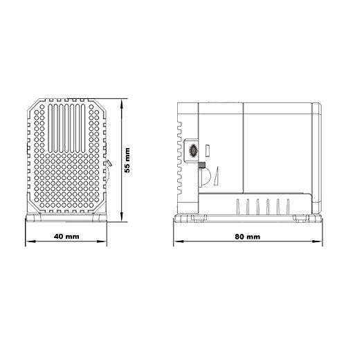 SunSun CHJ-500 Eco Aquariumpumpe Filterpumpe 500l/h 7W - 3