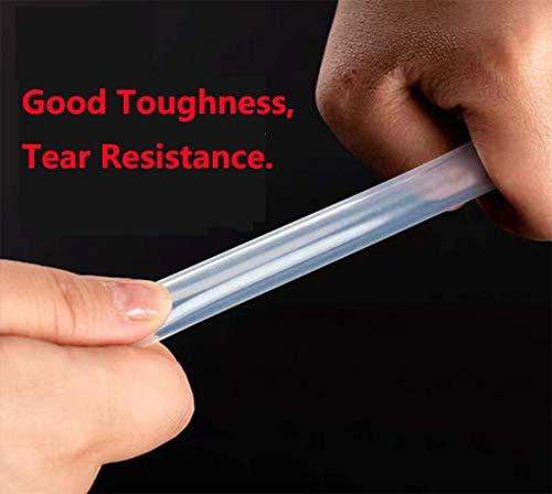 Silikonschlauch transparent 10 mm Innendurchmesser 5 m Länge - 3
