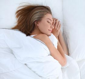 Erholsamer Schlaf durch Zimmerbrunnen